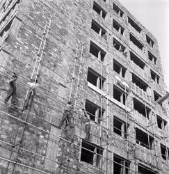 Építkezés - Béke úti lakóház
