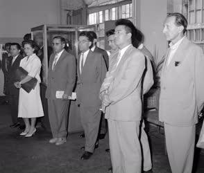 Kiállítás - Korea felszabadulásának 15. évfordulója