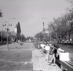 Városkép-életkép - Új forgalommentes városközpont Kecskeméten