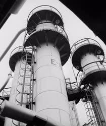 Ipar - Komáromi Kőolajipari Vállalat almásfüzitői telepe