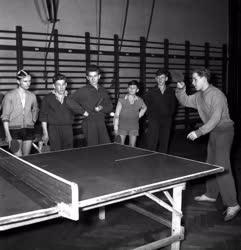 Sport - Az Egri SC asztalitenisz sportköre
