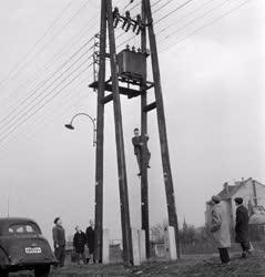 Technika - Elektromos művek