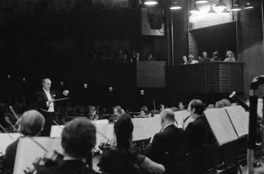 Kultúra - Ferencsik János karmester 70 éves
