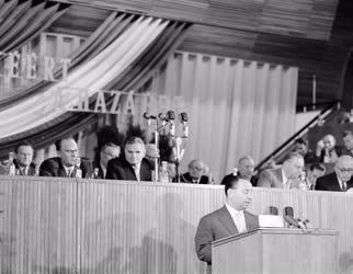 Belpolitika - A Hazafias Népfront II. kongresszusán