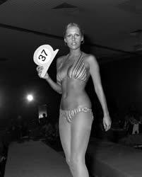 Divat - Fürdőruha divat 1978