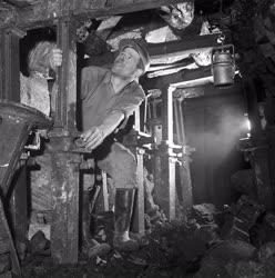 Ipar - Szénbányászat - Miskolc