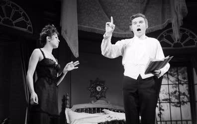 Kultúra - Színház - Tom Jones-Harvey Schmidt: Te meg én