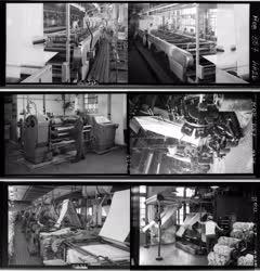 Ipar - Textilipar - Goldberger-gyár
