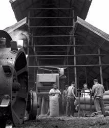 Mezőgazdaság - Foglalkozás - A Lenin Termelőszövetkezet