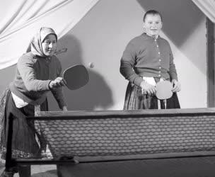 Kultúra - Pillanatképek a hollókői kultúrotthon életéből