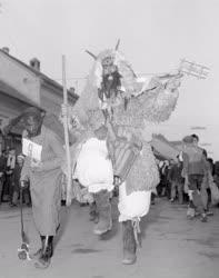Folklór - A mohácsi busójáráson