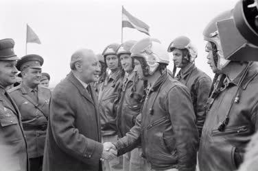 Belpolitika - Külkapcsolat - Magyar-szovjet közös hadgyakorlat