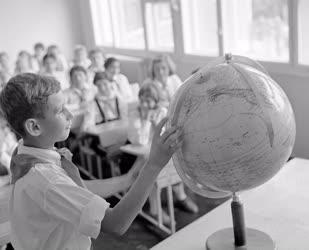 Oktatás  - Megkezdődött a tanítás a Pasaréti úti új iskolában