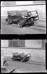 Ipar - Szovjet vasúti hajtány