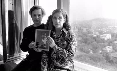 Kultúra - MTI - Megjelent a Kor-képek 1968-1979