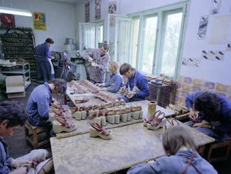 Oktatás - Tiszadobi gyermekváros tanműhelye