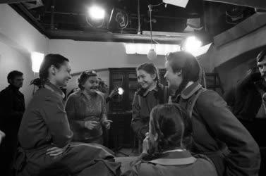 Kultúra - Abigél - Filmforgatás