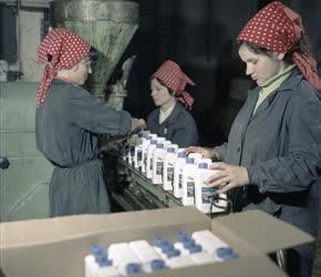 Ipar - Növényolajipari és Mosószergyártó Vállalat Csepeli Növényolajgyár