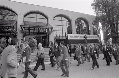 Belpolitika - Párt - Az MSZMP XIV. kongresszusa
