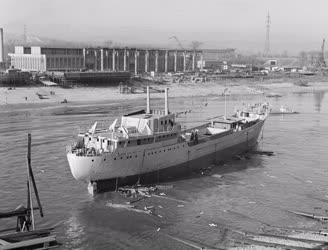 Ipar - Hajógyártás - A Gheorghiu Dej Hajógyár