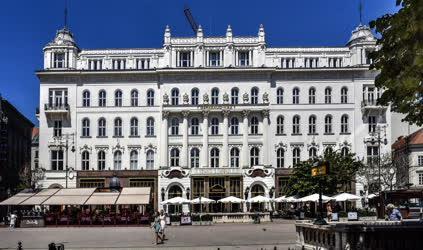 Városkép - Budapest - Gerbaud-ház
