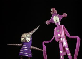 Kultúra - Állami Bábszínház - Benjamin Britten: A pagodák hercege