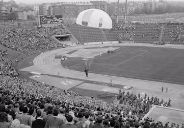 Sport - Labdarúgás - Népstadion