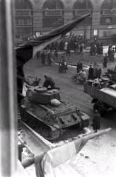 Belpolitika - Novemberi események - Szovjet megszállás