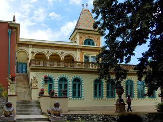 Épület - Pécs - A Zsolnay-villa