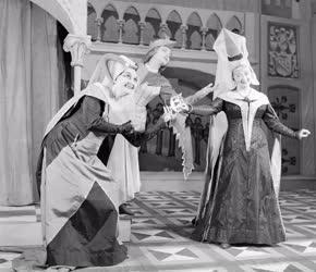 Opera - Rossini: Ory grófja
