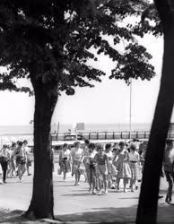 Életkép - Szabadidő - Tihanyi pillanatképek