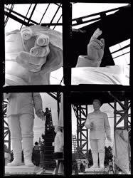 Kultúra - Külpolitika - Sztálin szobor