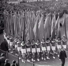 Sport - A fegyveres testületek III. spartakiádja