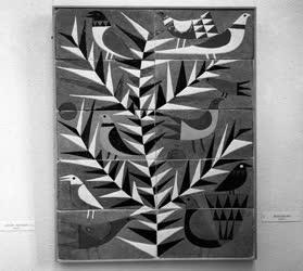 Kultúra - Rékassy Csaba iparművész alkotása