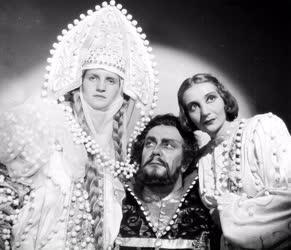 Kultúra - Opera - Muszorgszkij: Borisz Godunov
