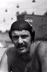 Szívós István olimpiai bajnok vízilabdázó