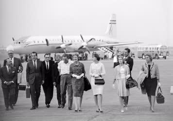 Külkapcsolat - Richard Nixon Magyarországon