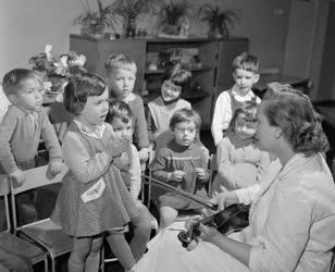 Oktatás - Angyalföldi Kilián közi óvoda