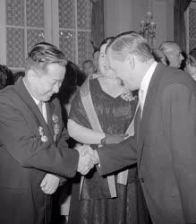 Külkapcsolat - Koreai Népköztársaság felszabadulásának 15. évfordulója