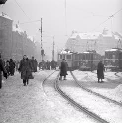 Városkép-életkép - A Móricz Zsigmond körtér
