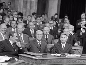 Belpolitika - Az Országgyűlés őszi ülésszakán