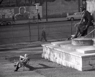 Táj, város - Ősz Budapesten