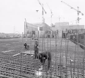 Ipar - Energia - A paksi atomerőmű építése