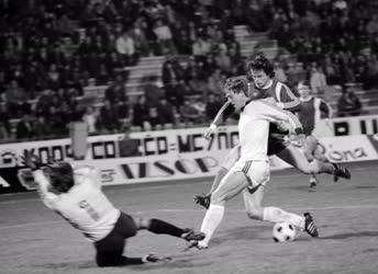 Sport - Az Újpesti Dózsa - MTK-VM NB I labdarúgó-mérkőzés