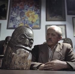 Kultúra - Németh Kálmán szobrászművész