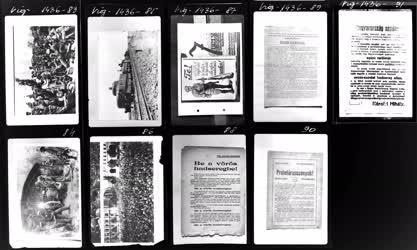 Kultúra - Történelmi dokumentumok reprodukciói