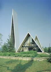Városkép - Egyház - A hollóházi Szent László templom