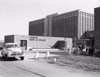 Élelmiszeripar - A Miskolci Hűtőipari Vállalat