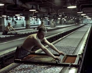 Ipar - Goldberger Textilnyomó és Kikészítő Nemzeti Vállala