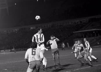 Sport - Labdarúgás - Ferencváros-Eintracht Braunsweig